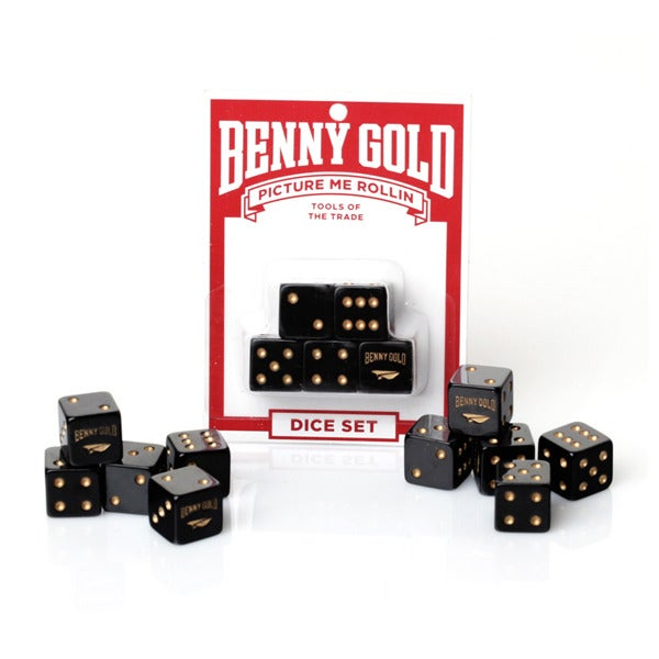 Image of 'Picture Me Rollin' Dice Set