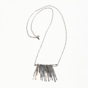 Image of Lines Necklace
