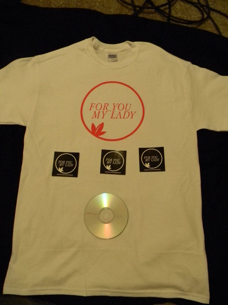 Image of Merch Combo Pack!