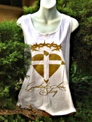 """Image of """"Greatest Love story"""" Tank Top"""