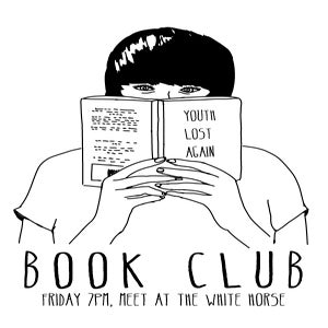 Image of Book Club T-Shirt (White)