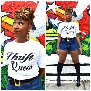 Image of Thrift Queen Tee