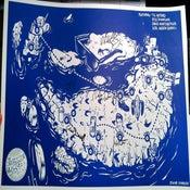 Image of Professor Blastoff Live 'US Tour Map' Poster