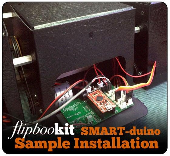 Image of SMARTDuino PCB - 3 Channel Board Kit