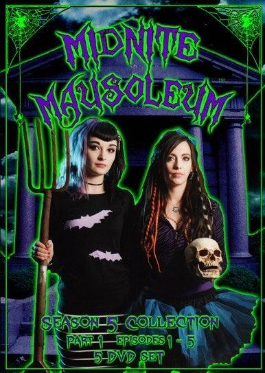 Image of Midnite Mausoleum Season 5 Part 1