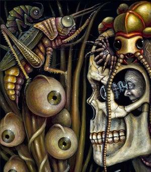 "Image of SOMNAMBULANTS, 16 x 16"" Signed Open Edition"