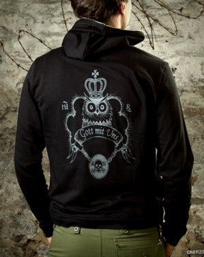 Image of MIR201 THE IMPERIAL OWL Hoodie (7 COLORS)