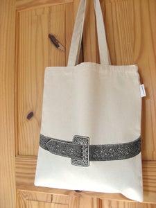 Image of Embellished Bag - Belt