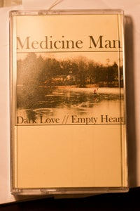 "Image of ""Dark Love // Empty Heart"" Cassette"