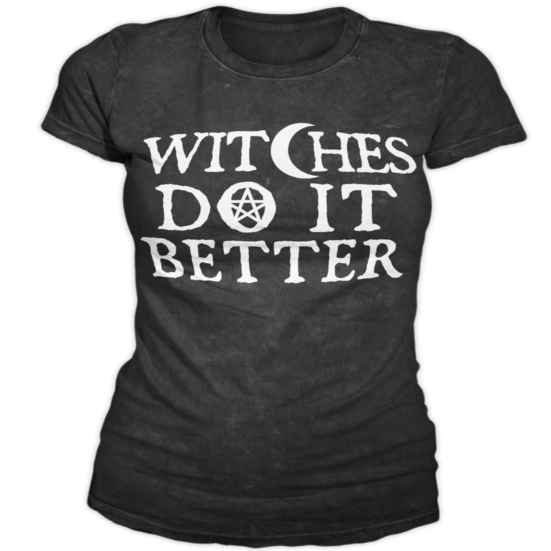 Image of Witches Do It Better - Women's Tee