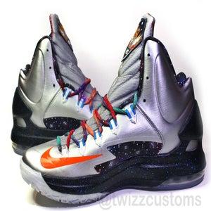 """Image of Nike KD V- """"Galaxy V"""" Custom"""