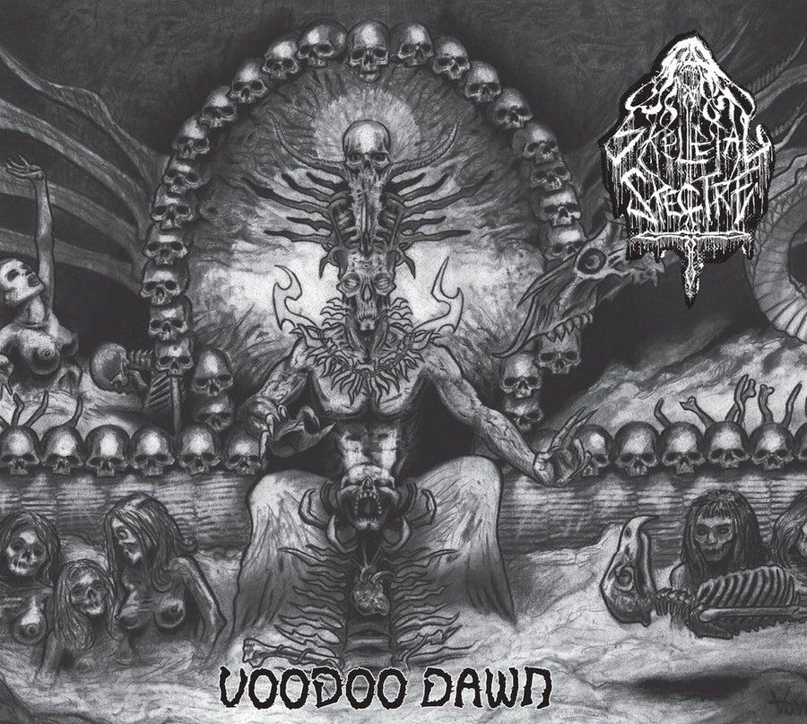 """Image of SKELETAL SPECTRE """"Voodoo Dawn"""" Digipak CD"""