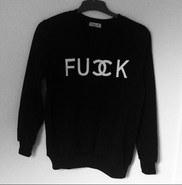 Image of FUCK Unisex Jumper