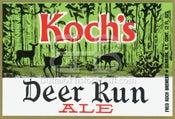 Image of Koch Brewing Company - Koch's Deer Run Ale