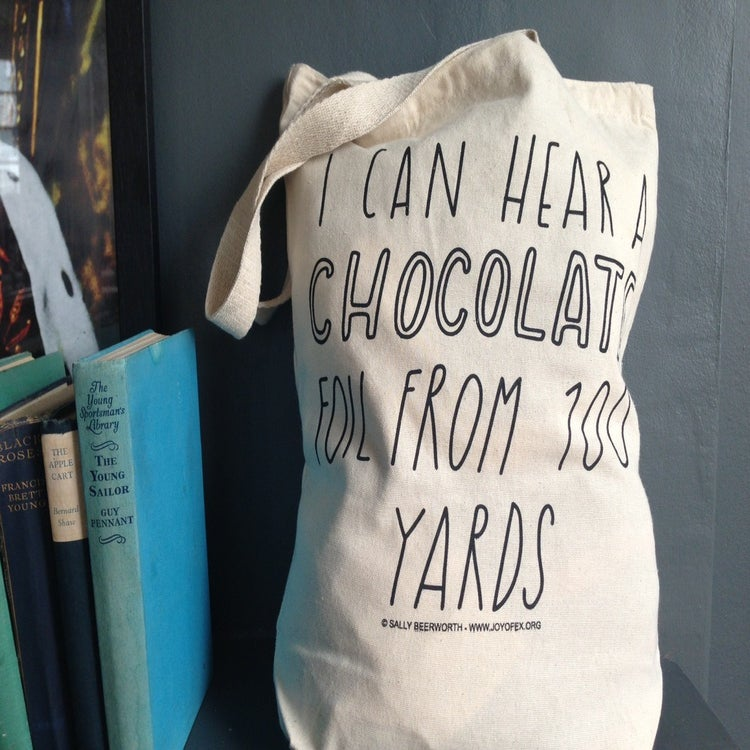 Image of Chocolate from 100 Yards Tote