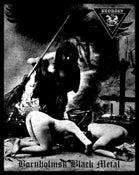 Image of Large BLODARV Poster (90 x 60 cm)
