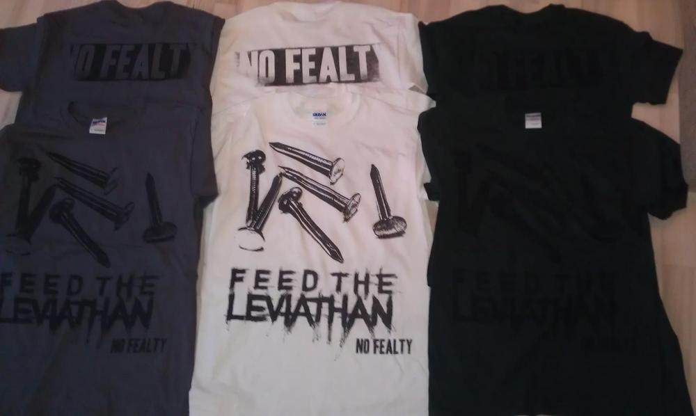 Image of FEED THE LEVIATHAN (T-SHIRT)