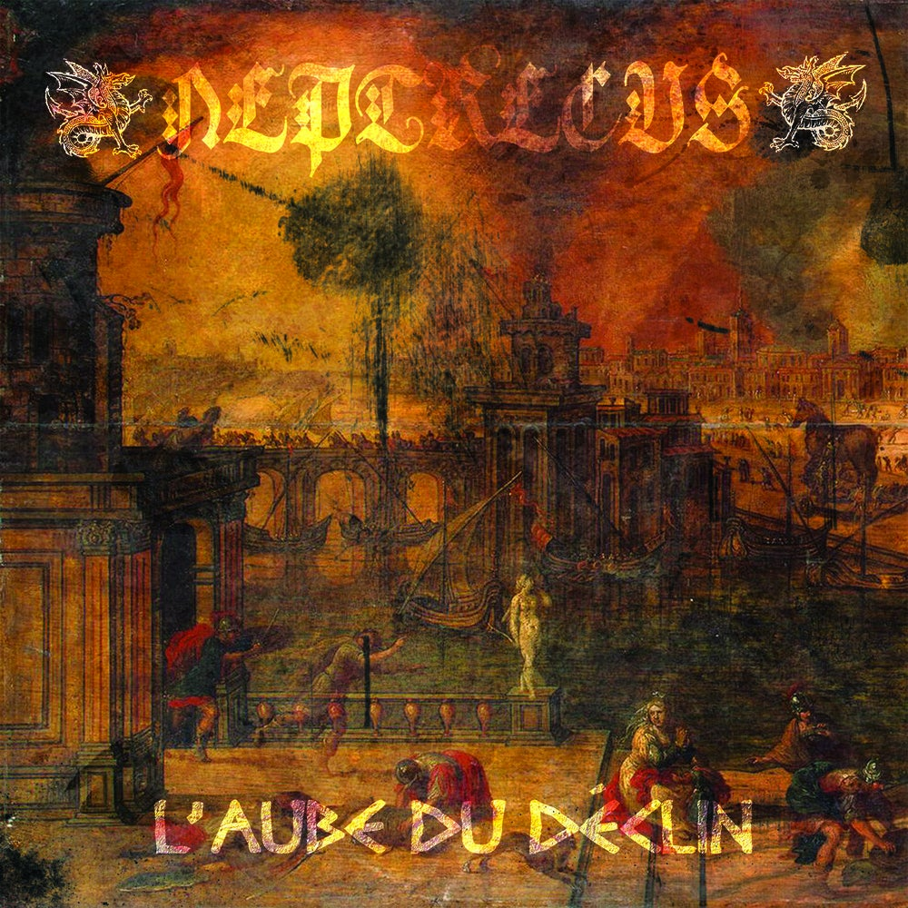 Image of L'Aube du Déclin (CD)