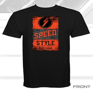 SPEED Style Oil Can Shirt