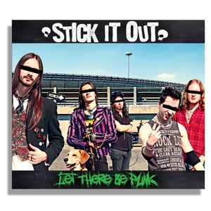 Image of 'Let There Be Punk' ep (2009)