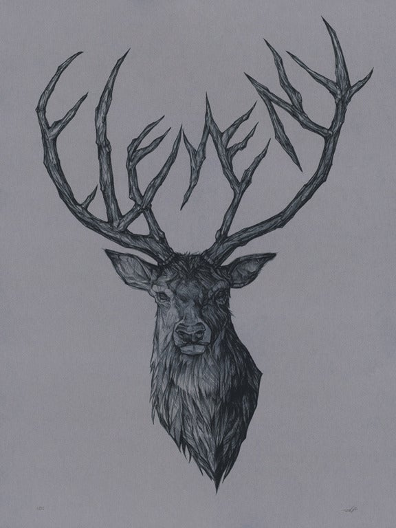 Image of STAG METALLIC VARIANT
