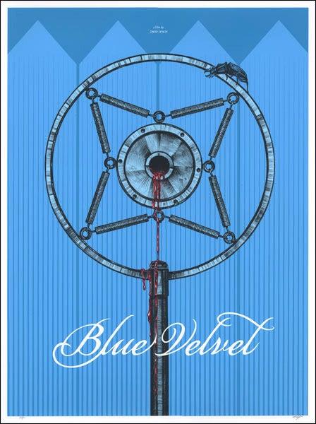 Image of BLUE VELVET