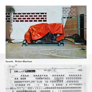 Image of Reveille - Broken Machines (CD)