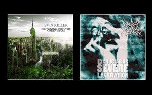 Image of SVIN KILLER / DRIFT OF GENES
