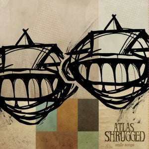 "Image of Atlas Shrugged - Smile Songs 7"" (Red Vinyl)"