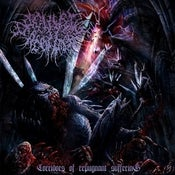 Image of ORGIASTIC REBIRTH - Corridors Of Repugnant Suffering CD