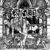 Image of GUTSLIT - Skewered in the sewer CD