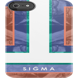 "Image of ""SIGMA"" iPhone 5 Case [White]"