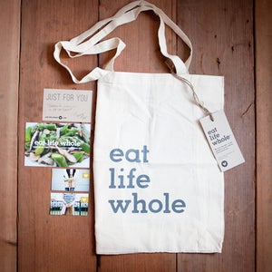 Image of Light Canvas Tote