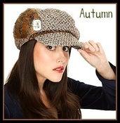 "Image of ""Autumn"" Newsboy Cap"