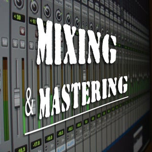 Image of Online Audio/song Mixing & Mastering Services