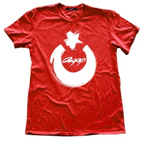 "Image of Agop ""Crescent"" Tee"