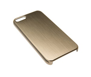 Image of Brushed Gold - iPhone 5