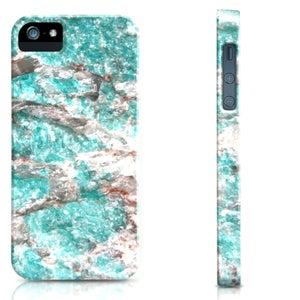 Image of Amazonite Stone Cell Phone Case