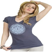 Image of Easy to Say Goodbye Ladies V Neck