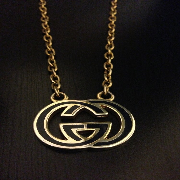 Gucci Logo Gold Gucci Logo Gold