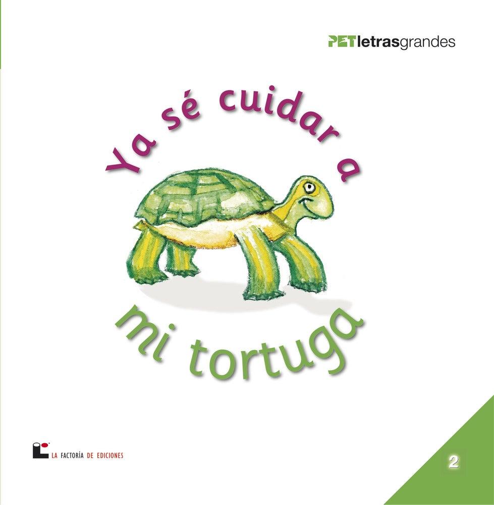 Image of Ya sé cuidar a mi tortuga