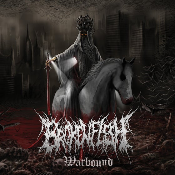 Image of Warbound CD