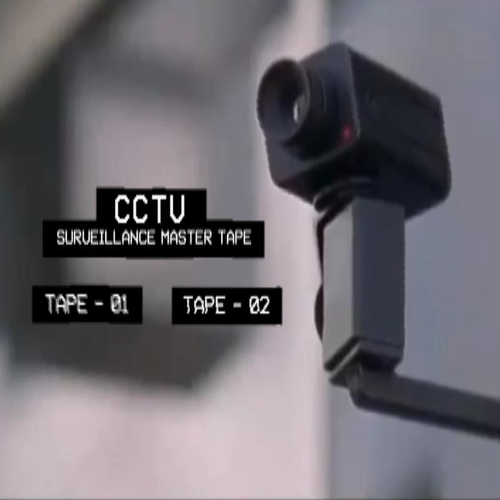 Image of CCTV Surveillance Master Tape