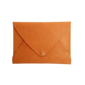 Image of The Envelope Clutch - Natural