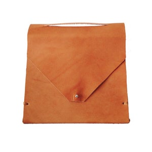 Image of The Trapezoid Clutch - Natural
