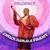 Image of Cheick Hamala Diabate - Prudence CD (ECR709)