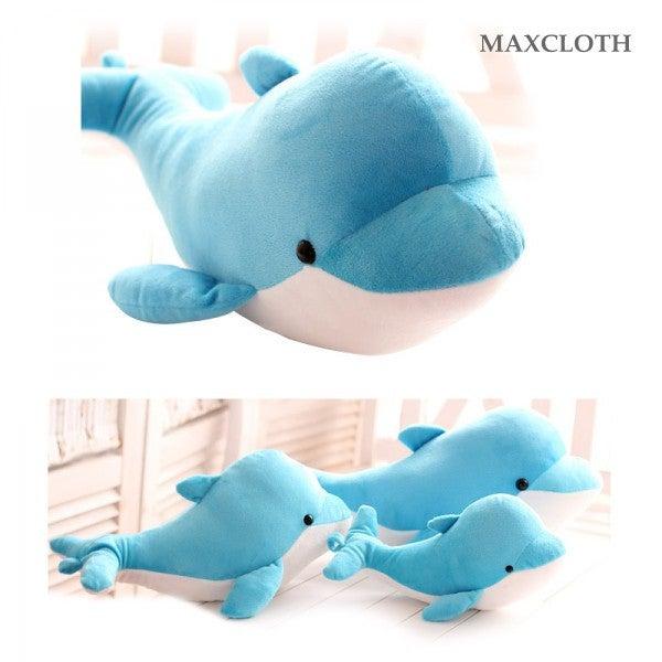 Cute Dolphin Pillow / Maxcloth