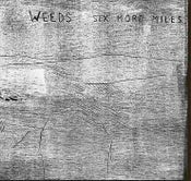 "Image of WEEDS ""Six More Miles"" 2xLP (Wolfram Reiter)"