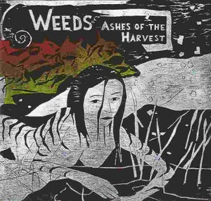 """Image of WEEDS """"Ashes Of The Harvest"""" 2xLP (Wolfram Reiter)"""