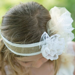 Image of The Bianca | Headpiece